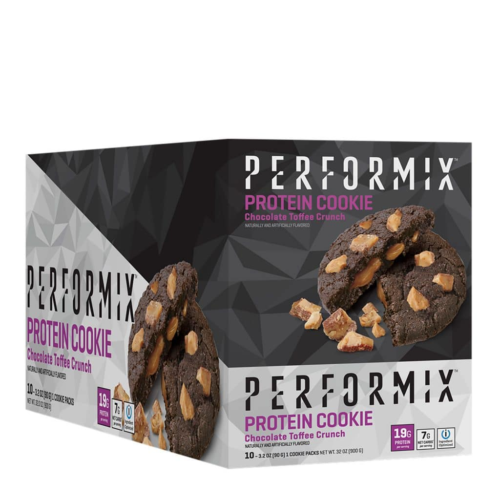 Performix Protein Cookie Chocolate Toffee Crunch