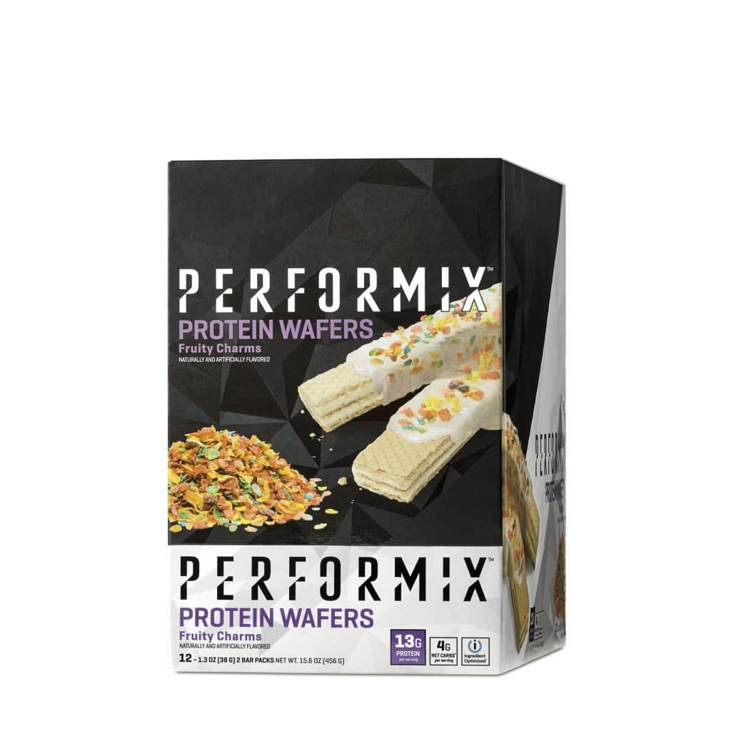 Performix Protein Wafers - Fruity Charms