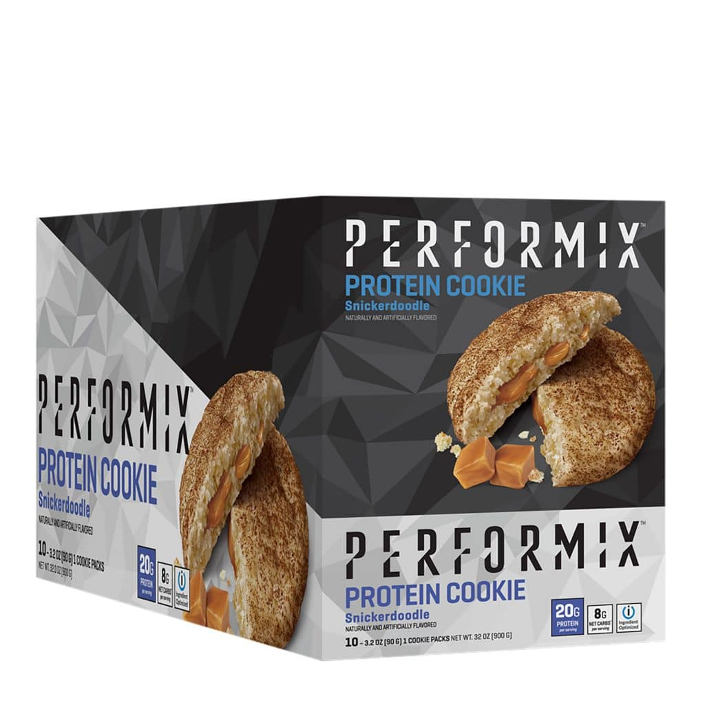Performix Protein Cookie Snickerdoodle