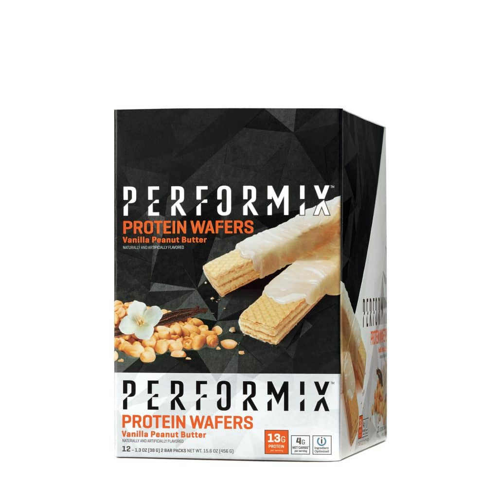 Performix Protein Wafers - Vanilla