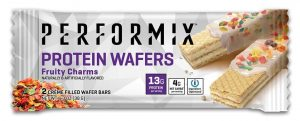 ioProtein ioWhey Wafer Protien bar