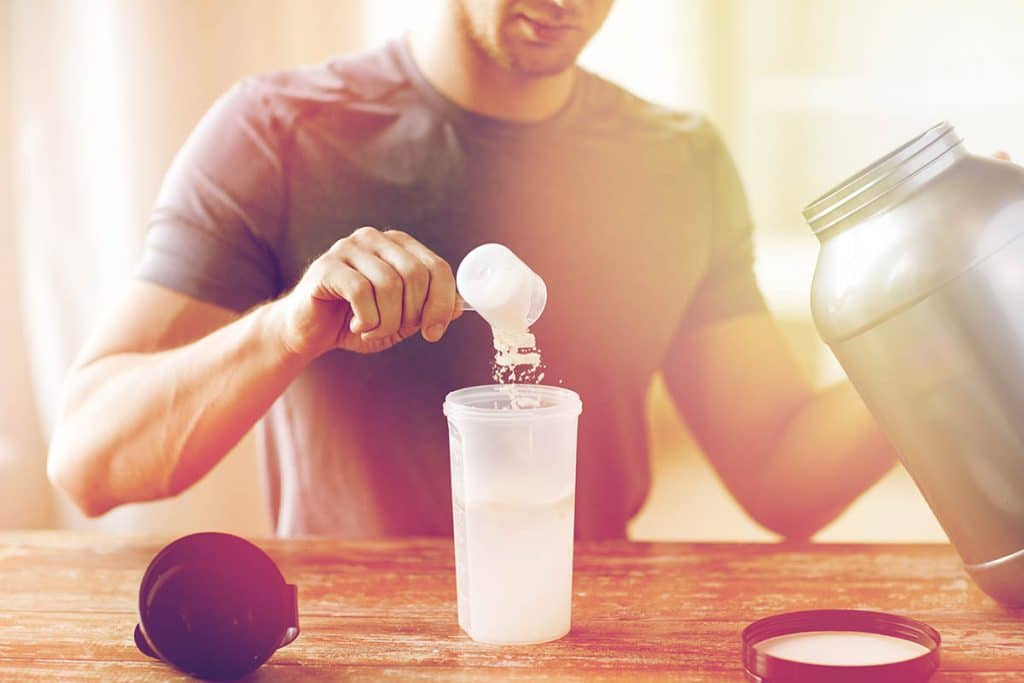 Fast digesting protein powder can help you reach your fitness and health goals